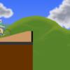 色んな乗り物で危ないコースにチャレンジするアクションゲーム 「ハッピーホイール」