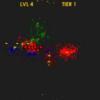 敵や球がペイントとなって弾けるシューティングゲーム「Battle Paint」に中毒者続出!?
