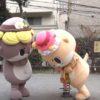 無駄に身体を張りまくる!と話題のゆるキャラ「カワウソちぃたん☆」がユーチューバーデビュー!