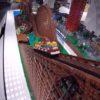 レゴで作ったジェットコースターが本格的でスゴイ!