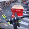 世界的なダウンヒラーの「レミー・メテイラー(Remy Metailler)」の都市型ダウンヒル!車載映像が迫力満点!