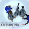 オリンピックに新競技!?オリンピックチャンネルが「人間カーリング」を配信!