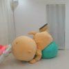 身体を張る系のゆるキャラ「カワウソちぃたん☆」がまたまたやらかす!今回はバランスボール!