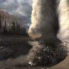 石で水を切るように水面を弾む爆弾!ケンブリッジ大学の実験映像が公開!!