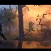 衝撃映像!カメラが偶然捉えたガス爆発の瞬間!