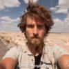 中国横断中は髭も髪も切らない!丸刈りの男が4500㎞歩いた後が別人過ぎると話題に!