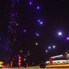 1300台のドローンが描く光の世界!夜の中国を美しく彩る!