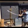 数々のギネス記録を持つ居合術家の「町井 勲」の超貴重な稽古映像を発見!!