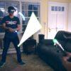 あのダースベイダーと現実世界で戦えるARゲーム「ジェダイ チャレンジ(Jedi Challenges)」!ついに対戦モードのプレイ動画発見!