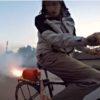 絶対にマネしないでください!砂糖と硝酸カリウムを使った即席ロケットエンジン!爆発の危険性大!!