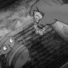グロ注意!ちょっと不気味なアニメーション!大男にさらわれた男の子と女の子の話。