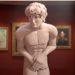 今まで当たり前だった全裸が恥ずかしくなっちゃうダビデ像のCGアニメが面白い!