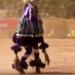 部族伝統の「ザウリダンス」!独特のステップが話題に!